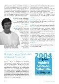 MS Kontakt 1/2004 - MS-Muenster.de - Seite 4