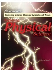 Exploring Physical Science - Attainment Company