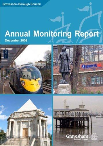 Annual Monitoring Report 2009 - Gravesham Borough Council