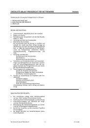 Checkliste Ablauf Preisgericht - Kammer der Architekten und ...