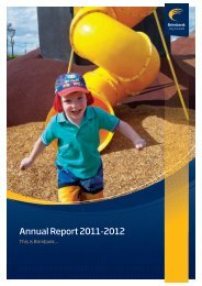 Annual Report 2011-2012 - Brimbank City Council