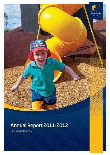 Annual Report 2011-2012 - Brimbank City Council