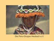 2010 - peru-gruppe heubach ev