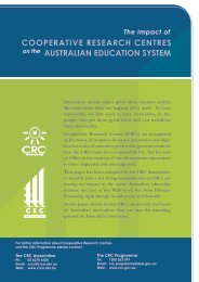 Download Impact of CRCs on education - CRC Association