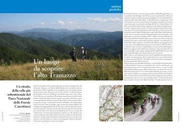 Leggi l'articolo - Parco Nazionale delle Foreste Casentinesi