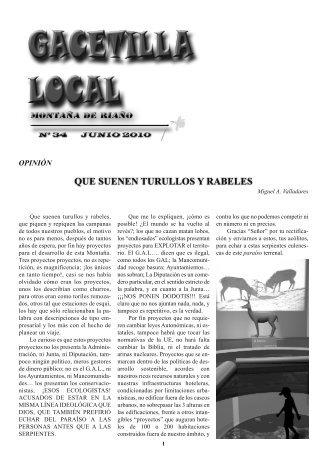 Gacetilla 34 en .PDF - Revista Comarcal de la Montaña de Riaño