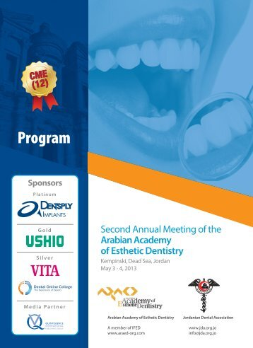 Download - ARAED - Arabian Academy of Esthetic Dentistry