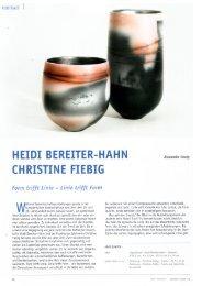 download - Keramik heidi Bereiter-Hahn