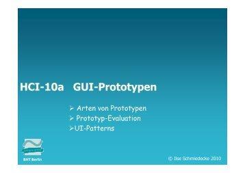 HCI-06-GUI-Prototypen - schmiedecke.info