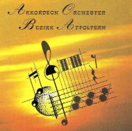 CD-Booklet 1992 - Akkordeon-Orchester Bezirk Affoltern - AOBA