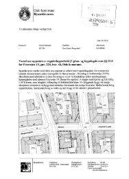 Plan- og bygningsetaten - Bydel Grünerløkka