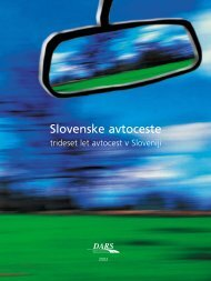 Slovenske avtoceste - Dars
