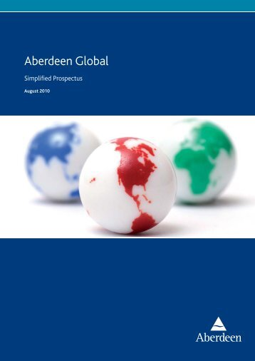 Aberdeen Global - Aberdeen Asset Management