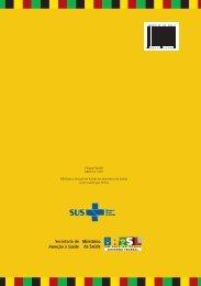 Linha de Cuidado em Doença Falciforme
