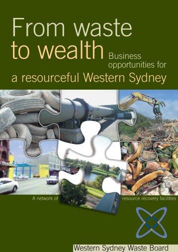 From waste to wealth - Zero Waste