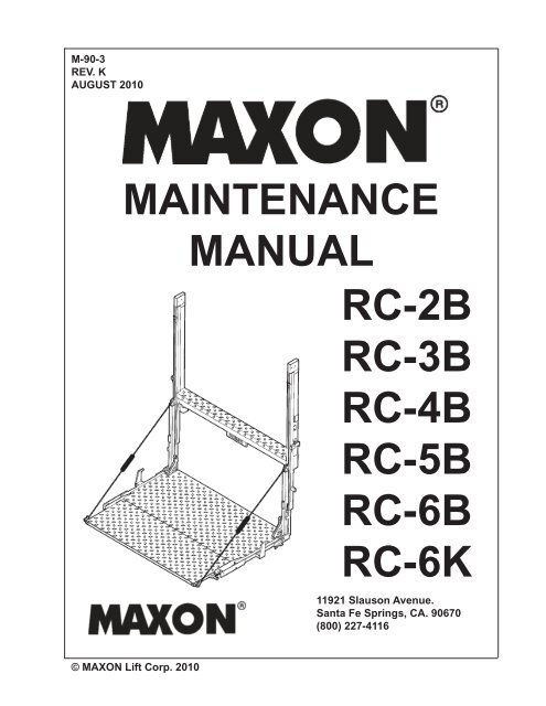 maxon bmraw 44 wiring diagram