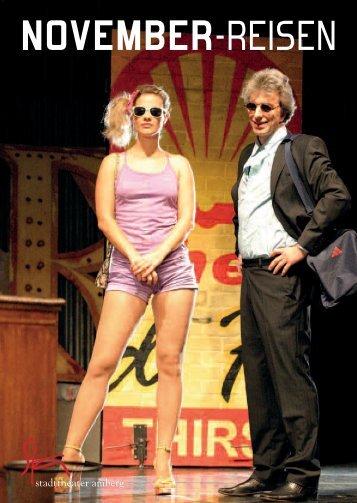 November 2011 - Stadttheater Amberg