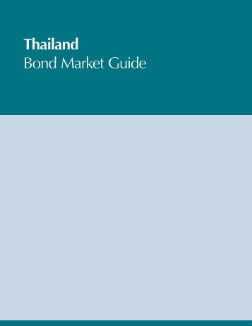 Thailand Bond Market Guide - Personal File Sharing - Asian ...