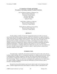 A Comparison of Faculty and Student Perceptions ... - Asbbs.org