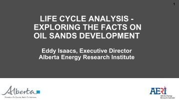 Alberta Energy Research Institute