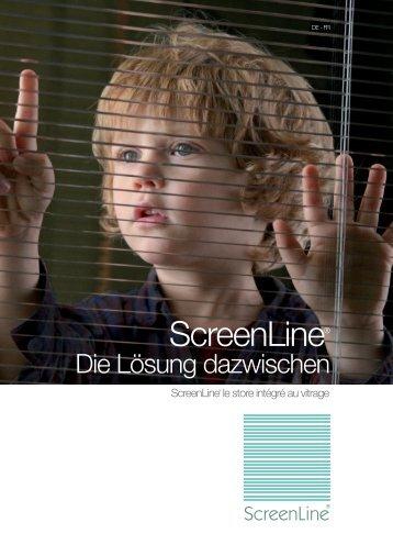 ScreenLine Benelux - ScreenLine GmbH
