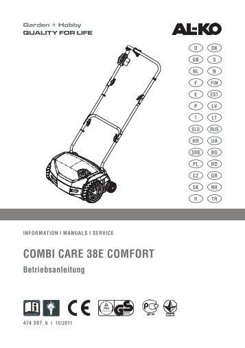 User Manual - AL-KO Garten + Hobby