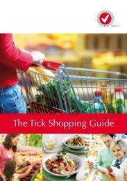 Tick Shopping List - National Heart Foundation