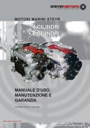 motori marini steyr - Steyr Motors