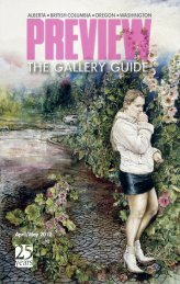 Preview – The Gallery Guide | April-May 2012