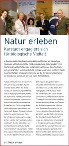 Zukunft dank Nachhaltigkeit. - Page 6