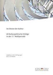 Bilanz Kultur - Peter Bleser