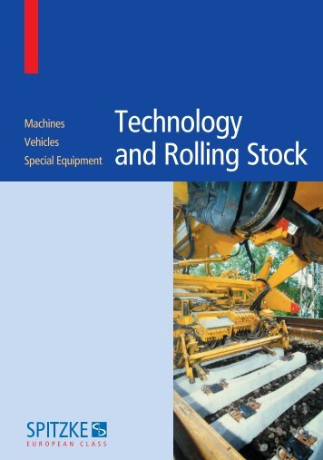 Technology and Rolling Stock