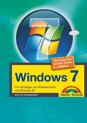 Windows 7  - *ISBN 978-3-8272-4541-0