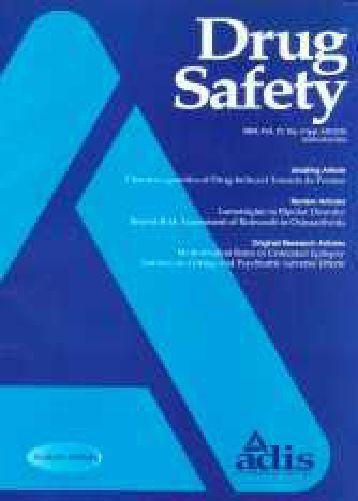 Drug Safety Vol.28 N..
