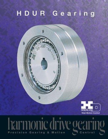 HDUR - Harmonic Drive LLC