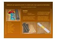 Gebruik van sporentunnels in onderzoek naar wezel en hermelijn