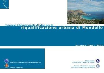 premiazione e mostra risultati del concorso - Università di Palermo