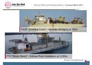 "FPV ""Simon Stevin"" - Subsea Rock Installation at 2,000m ... - IRO"