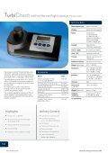 Turbidity Meters - Lovibond - Page 5