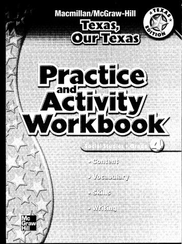 Grade 4 Practive and Activity Workbook - Macmillan/McGraw-Hill