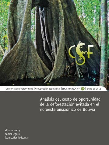 Untitled - Conservation Strategy Fund