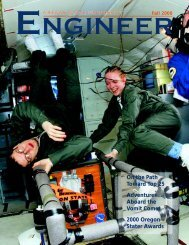 2000 Fall Newsletter.pm65 - College of Engineering - Oregon State ...