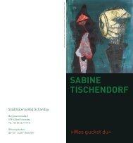 SABINE TISCHENDORF - factoring plus AG