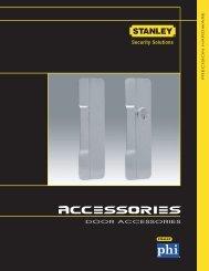 DOOR ACCESSORIES - Precision Hardware