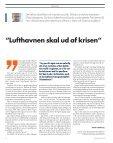 Sådan skal Københavns Lufthavn løftes - Job & Magt - Page 6