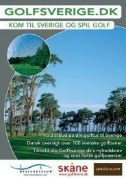 Du kan se vores brochure her. - Golfsverige.dk