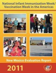 New Mexico Evaluation Report - Mexico Border Health Commission