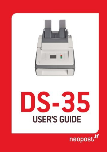 DS-35: Operating Guide