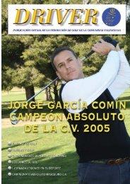 Numero 39 - Federación de Golf de la Comunidad Valenciana