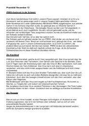 Praxisfall November 12 PRRS-Ausbruch.pdf - AG für Tiergesundheit